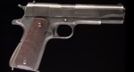 Leading the Way on D-Day: General Huebner's M1911A1 Up for Auction!