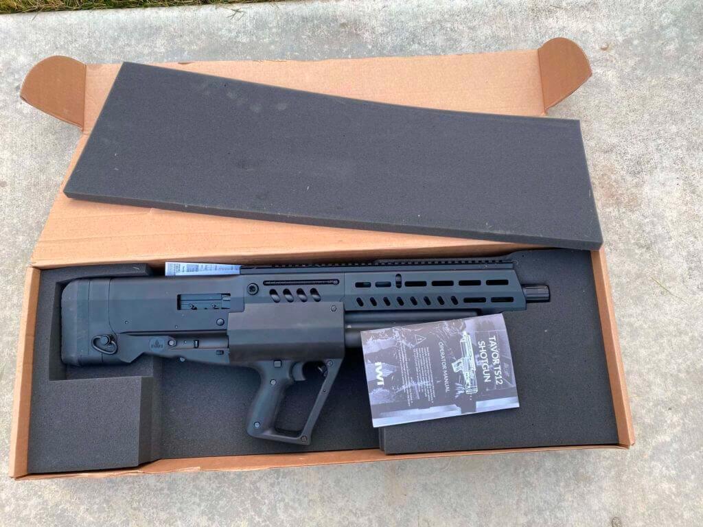IWI Tavor TS12 Shotgun