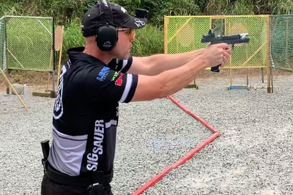 Max Michel Becomes the First Carry-Optics Division Shooter to Take the 'Overall Champion' Title at USPSA Area Championship
