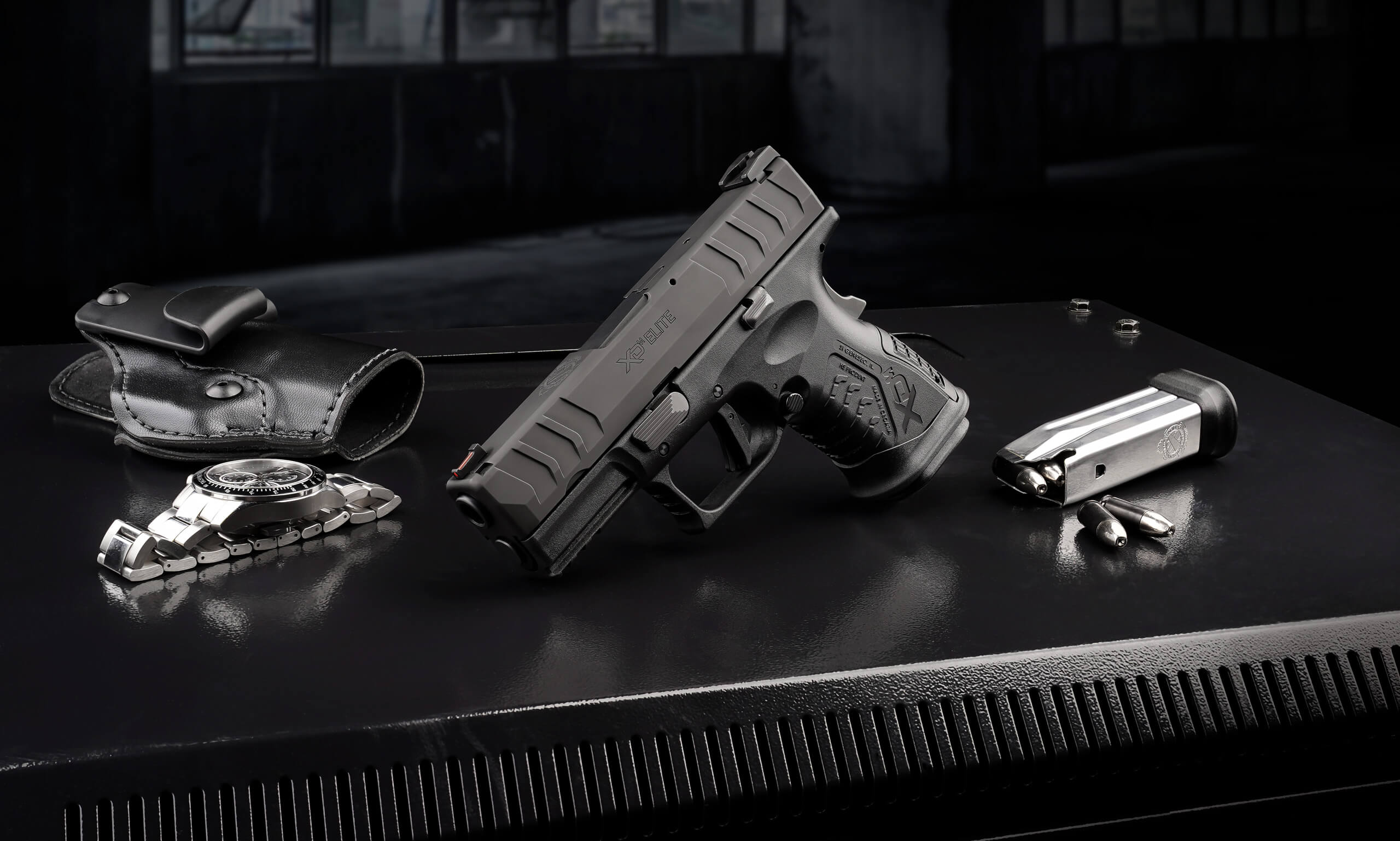 Springfield's Elite XD-M Goes Compact for Everyday Carry with 9mm 3.8