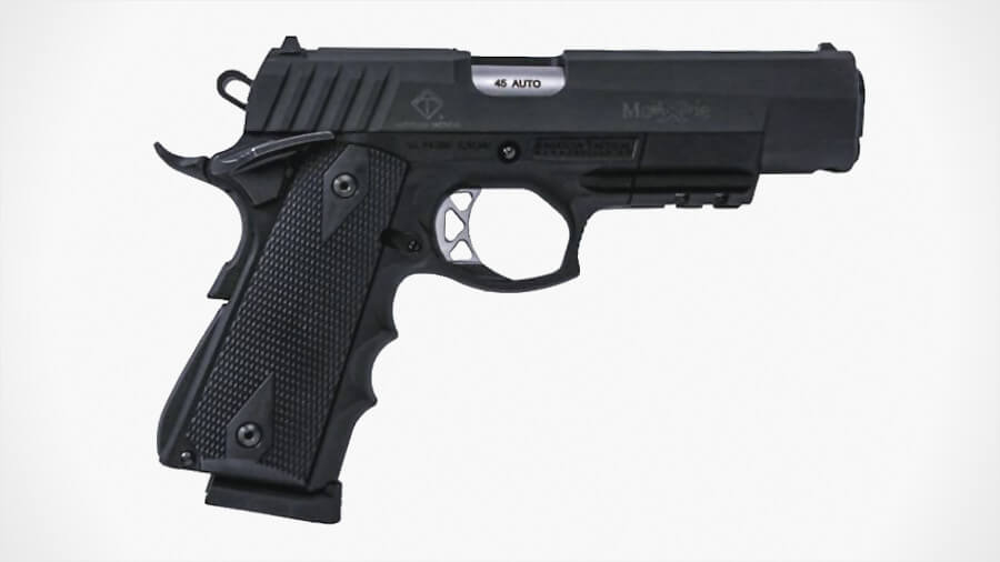 ATI Introducing Moxie Hybrid-Framed Full-Size 1911: Only $399!