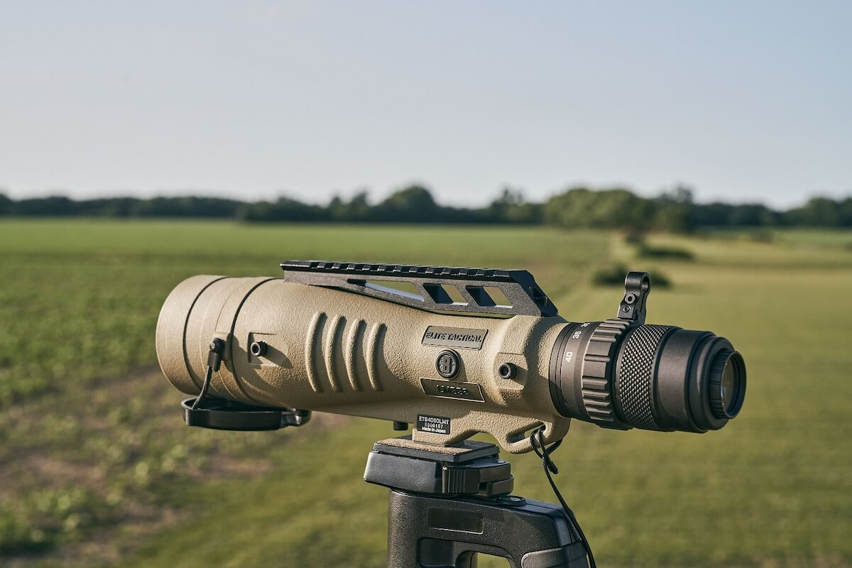 New Bushnell LMSS2 Tactical Lightweight Modular Spotting Scope