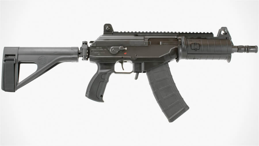IWI: 'Extremely Limited' Run of Galil ACE Rifles and Pistols in 5.45×39