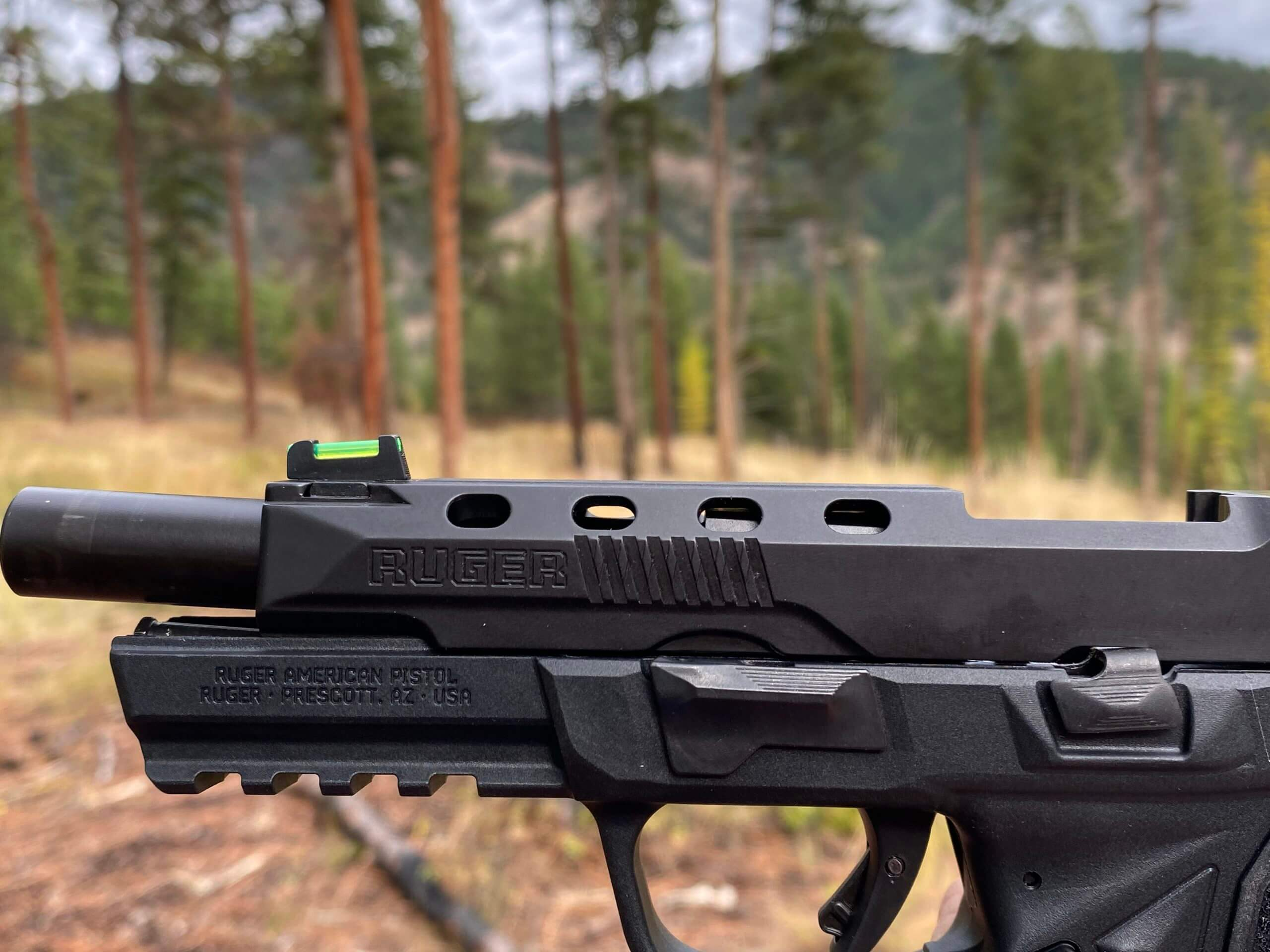 Ruger American Pistol Competition – A Sleeper From Arizona