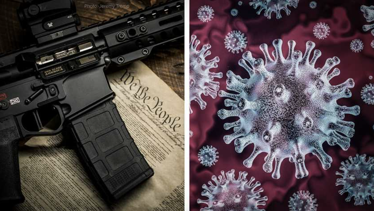 Gun Control May be Wasting Away, But Not Because of COVID