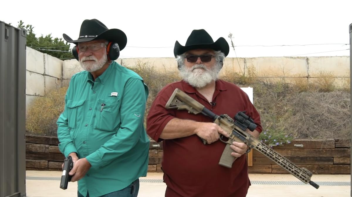 Armed Texans Who Stopped Church Shooters EXPOSE Joe Biden's Gun Control Plan