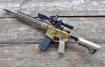 FN's FDE Tactical Carbine Shoots as Good as it Looks