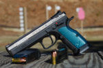 CZ's New Tactical Sports Pistol for the U.S. – The TS2