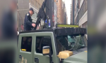 NYPD Confiscates Rapper's Hummer-Mounted T-Shirt Air Gun