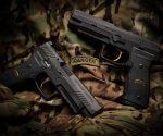 SIG SAUER Unveils U.S. Army Best Ranger Competition M17 Trophy Pistols