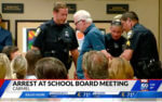 Man Facing Felony Charges After Firearm Falls Out of Pocket During School Board Meeting