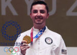 Will Shaner Wins Gold in Men's 10-Meter Air Rifle Olympic Game