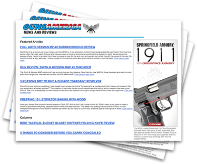 GunsAmerica News and Reviews