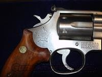 Model 66 Chicago Police Commemorative  Guns > Pistols > Smith & Wesson Revolvers > Full Frame Revolver