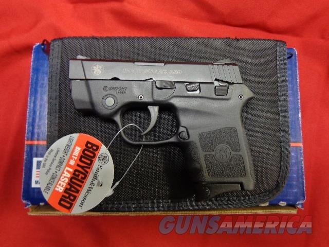 Smith & Wesson Bodguard 380 w/ Laser (NIB)  Guns > Pistols > Smith & Wesson Pistols - Autos > Polymer Frame