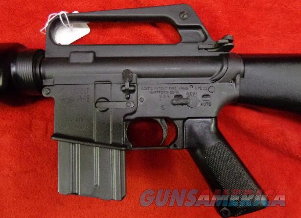 Colt M16 Factory Machinegun  Guns > Rifles > Class 3 Rifles > Class 3 Subguns