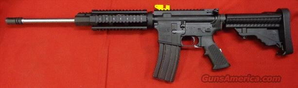 DPMS AR15 Oracle w/ SS Barrel & Rail Hand Guards  Guns > Rifles > DPMS - Panther Arms > Complete Rifle
