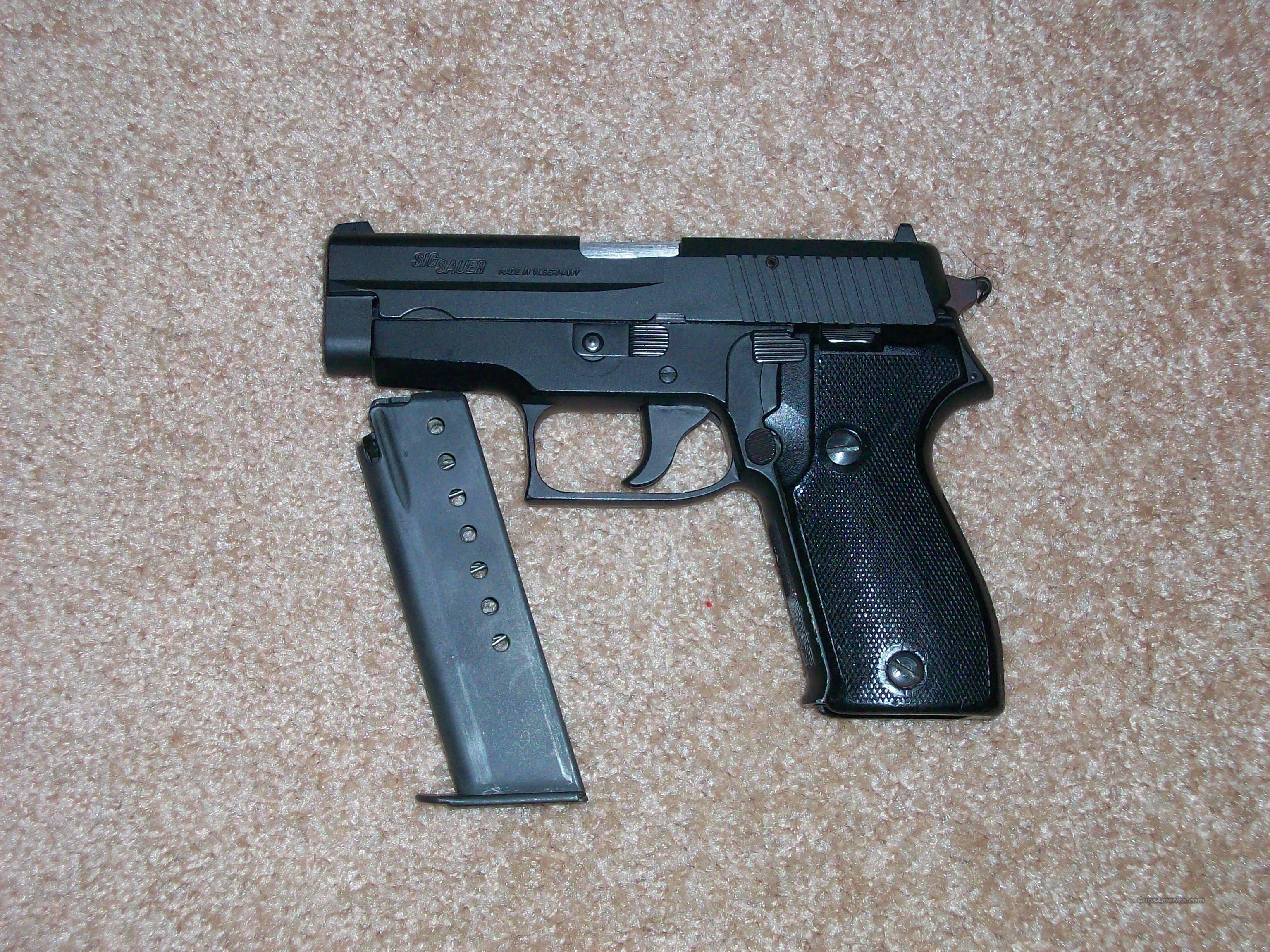 Used SIG SAUER P225  Guns > Pistols > Sig - Sauer/Sigarms Pistols > Other