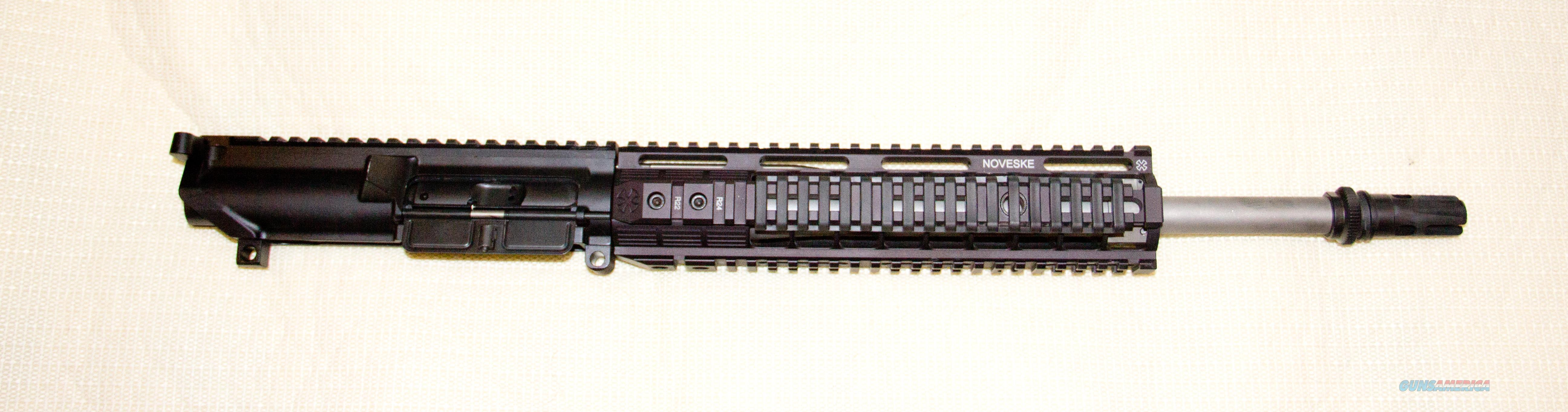 308 / 7.65 Noveske Upper  Guns > Rifles > AR-15 Rifles - Small Manufacturers > Complete Rifle