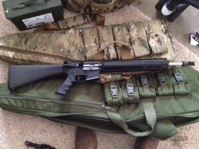 Les Baer Tactical Marksman AR-15 .223/5.56 AR15  Guns > Rifles > Les Baer Rifles