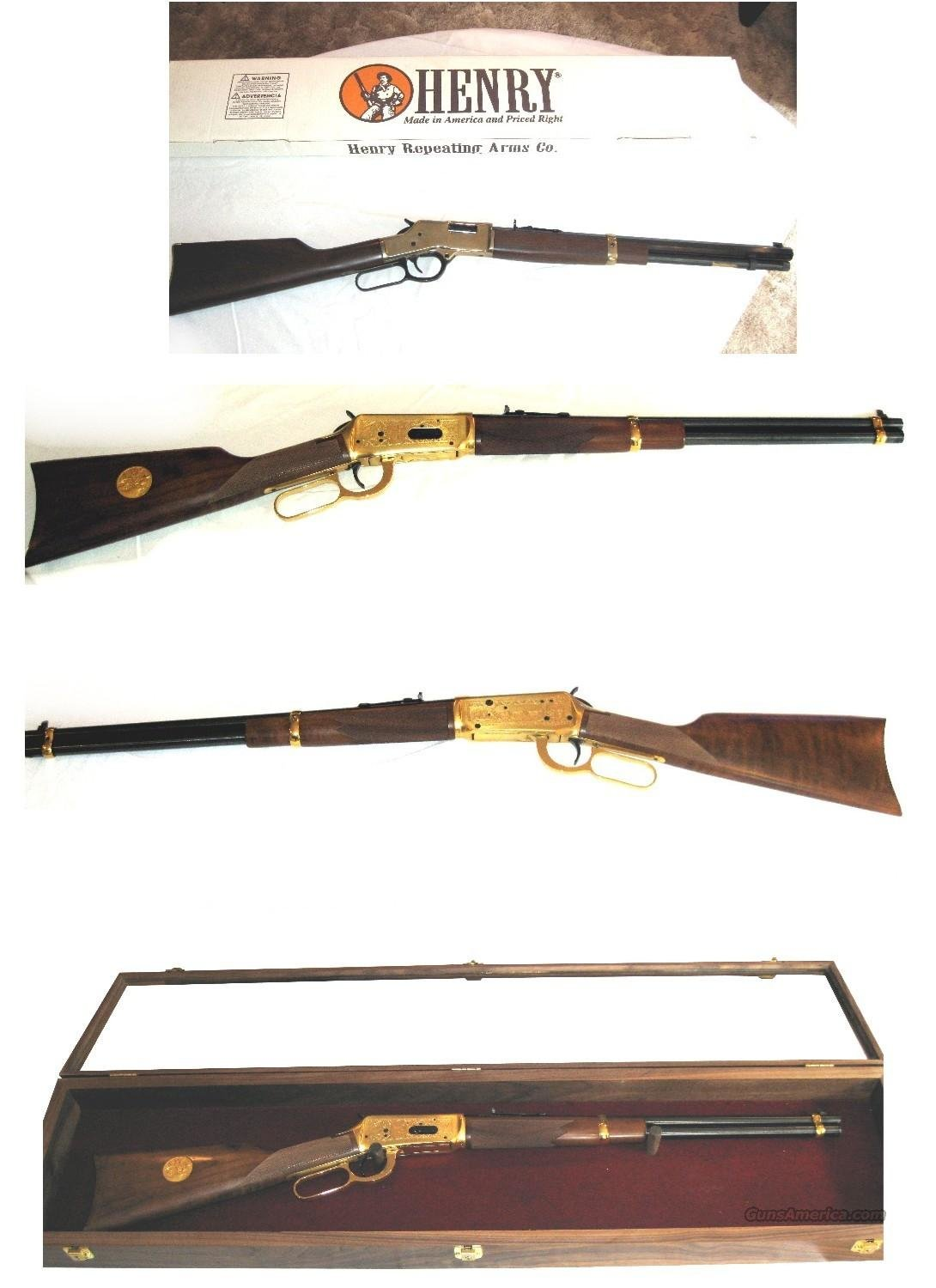 Winchester Model 94 antlered Game Commemorative  Guns > Rifles > Winchester Rifles - Modern Lever > Model 94 > Post-64