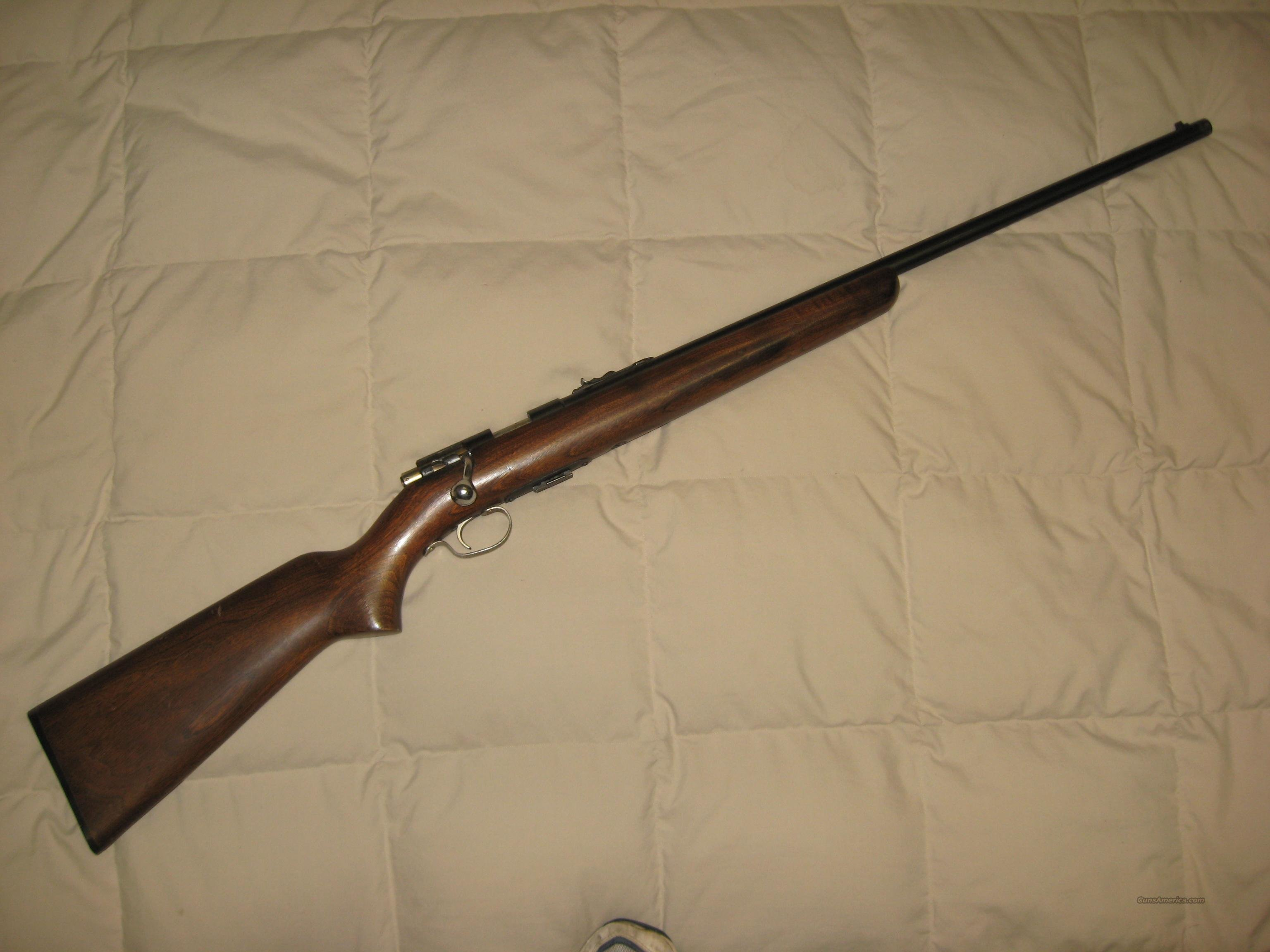 For Sale Winchester Model 69 A: Winchester Model 69A .22 Short, Long, Long Rifl... For Sale