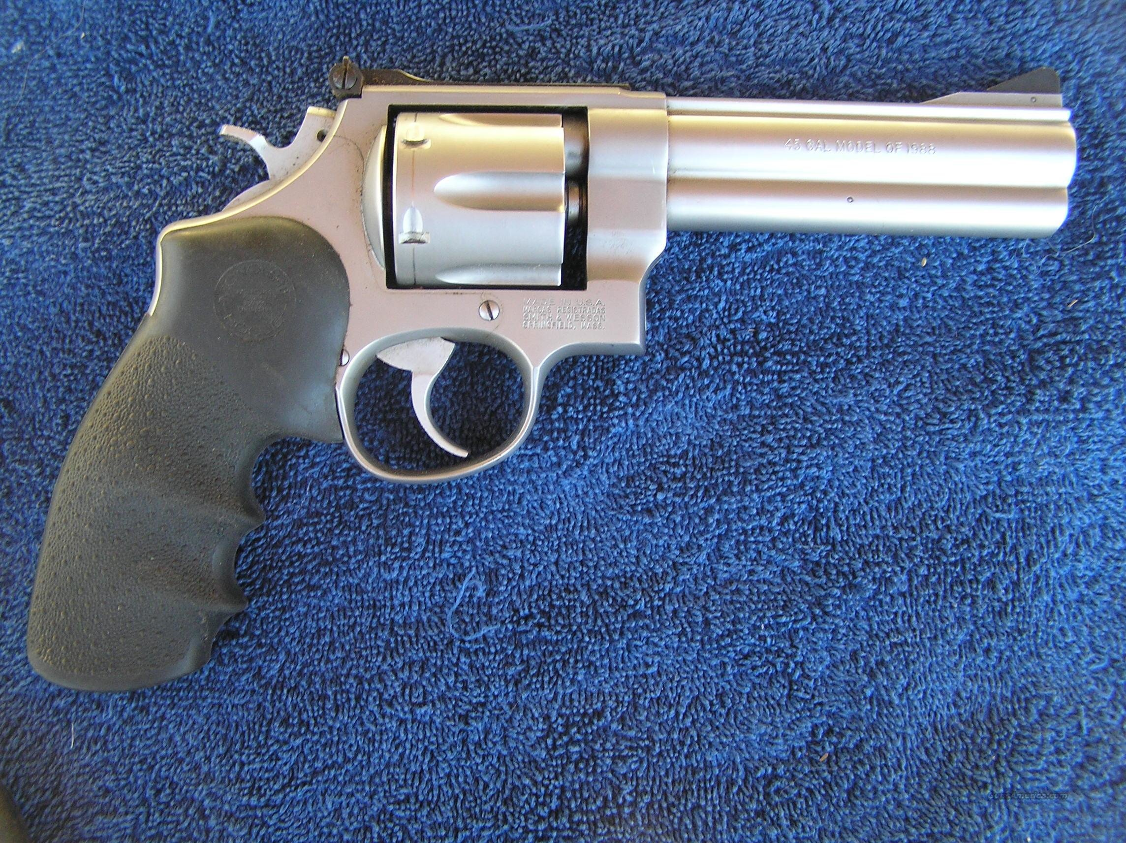Smith and Wesson model 625  Guns > Pistols > Smith & Wesson Revolvers > Full Frame Revolver