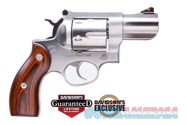 RUGER  	Redhawk   GOG'S Davidson's Exclusive  Guns > Pistols > Ruger Double Action Revolver > Redhawk Type