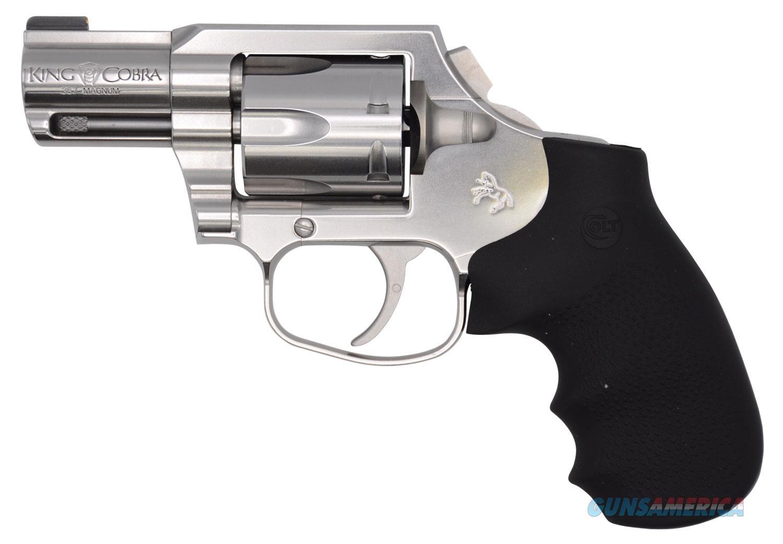 COLT KING COBRA CARRY 357 MAGNUM | 38 SPECIAL  Guns > Pistols > Colt Double Action Revolvers- Modern
