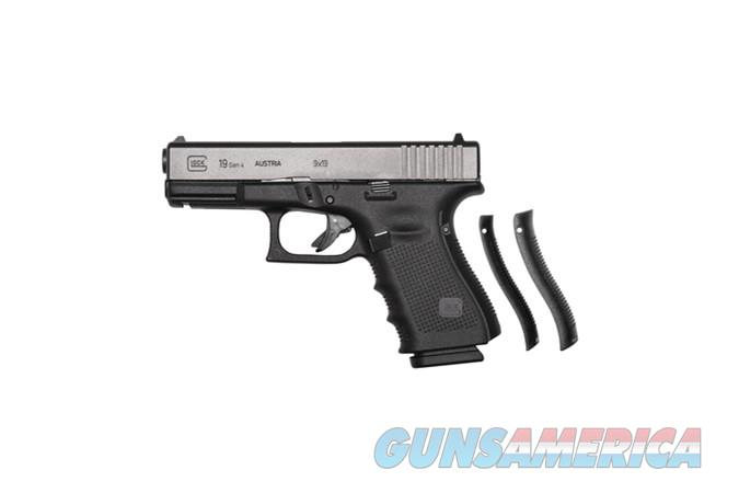 GLOCK G19 G4 SEMI-AUTO  Guns > Pistols > Glock Pistols > 19/19X