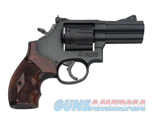 "S&W 586 L-COMP SNUBBIE 357 MAGNUM   38 SPECIAL ""REDUCED""  Guns > Pistols > Smith & Wesson Revolvers > Med. Frame ( K/L )"