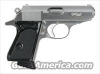 WALTHER PPK.   SS 380 ACP  Guns > Pistols > Walther Pistols > Post WWII > PPK Series