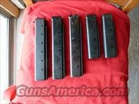 Thompson/Auto Ordnance 45 stick mags (5)  Non-Guns > Magazines & Clips > Rifle Magazines > Other