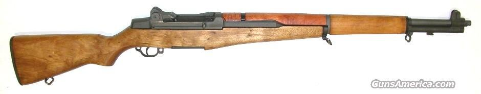 M1 Garand. Springfield WW2 3.7M September 1945  Guns > Rifles > Military Misc. Rifles US > M1 Garand
