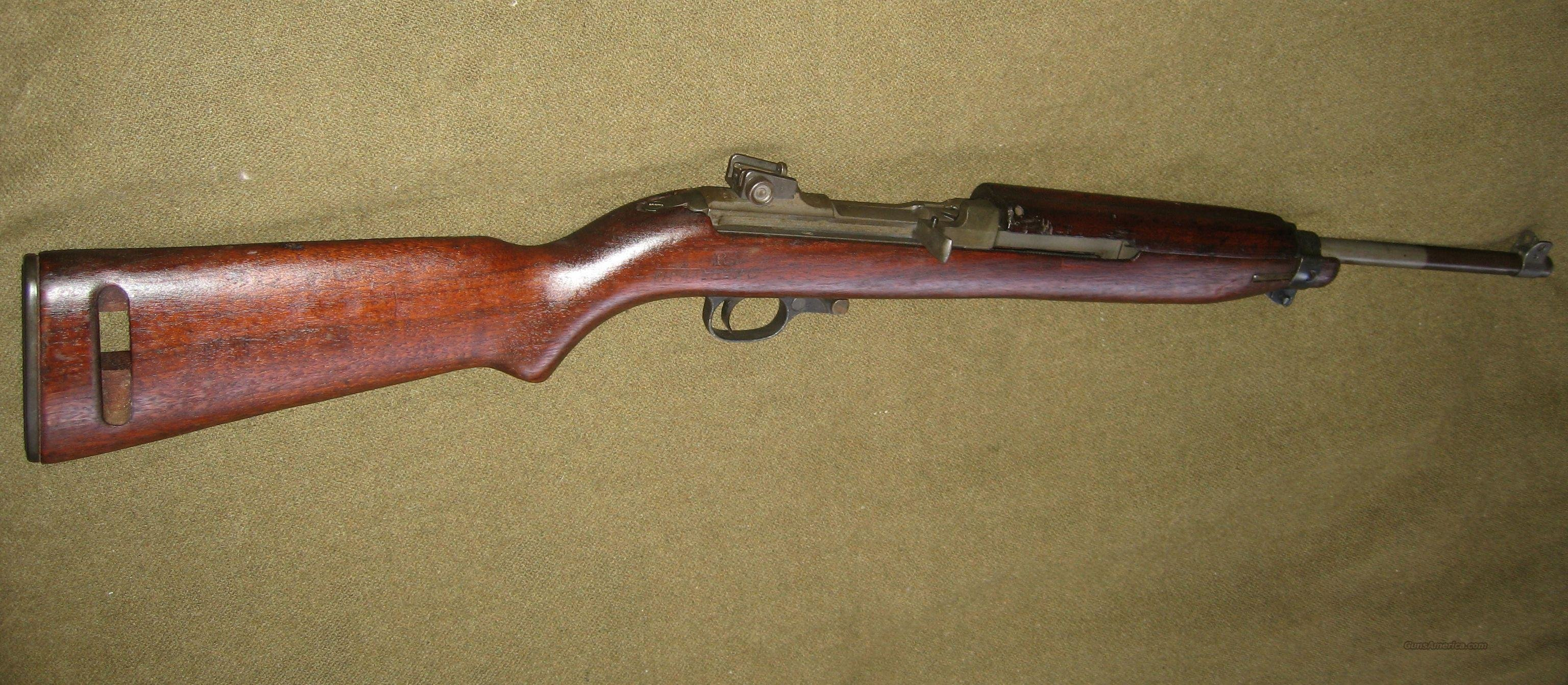 M1 Carbine, National Postal Meter, NPM M-1  Guns > Rifles > Military Misc. Rifles US > M1 Carbine