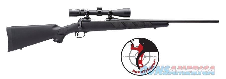 Savage Model 11/111 Trophy Hunter XP Bolt-Action Rifle .308 Winchester with Nikon BDC Scope  Guns > Rifles > Savage Rifles > 11/111