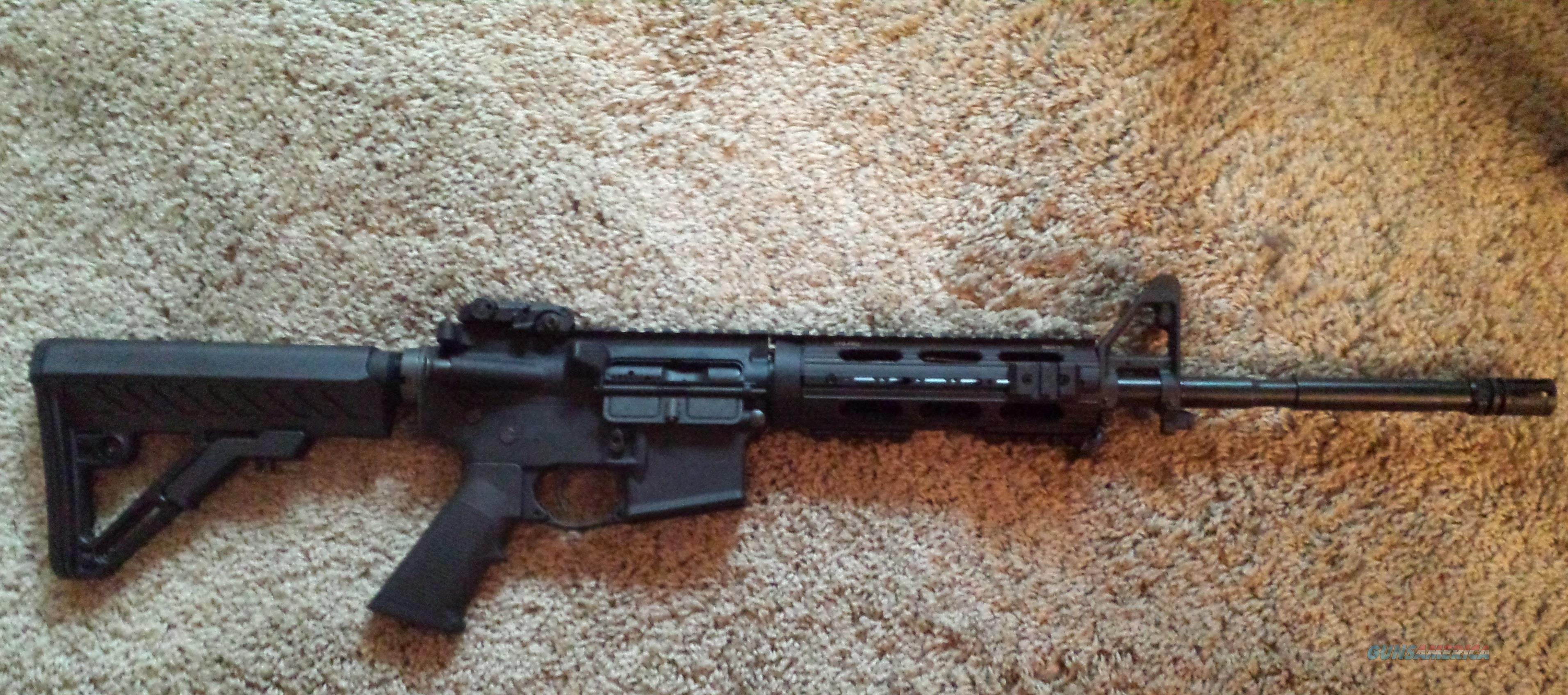 CUSTOM BUILT AR15 Rifle ALL USA Components 5.56/.223 NATO Caliber  Guns > Rifles > AR-15 Rifles - Small Manufacturers > Complete Rifle