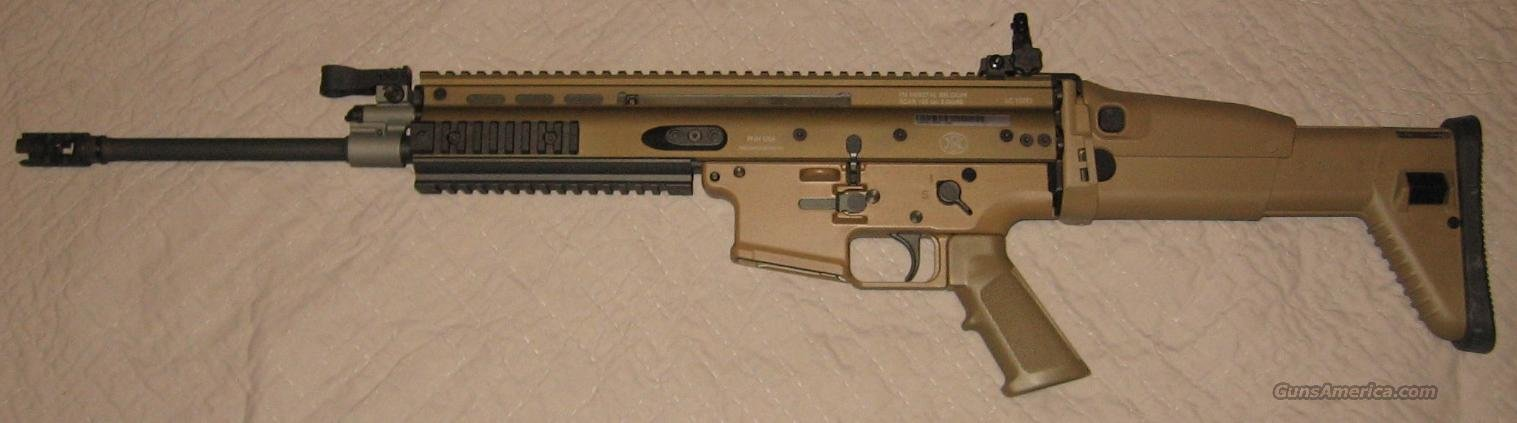 SCAR 16S  Guns > Rifles > FNH - Fabrique Nationale (FN) Rifles > Semi-auto > Other
