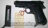 Beretta 1934 .380ACP Very Nice  Guns > Pistols > Beretta Pistols > Rare & Collectible