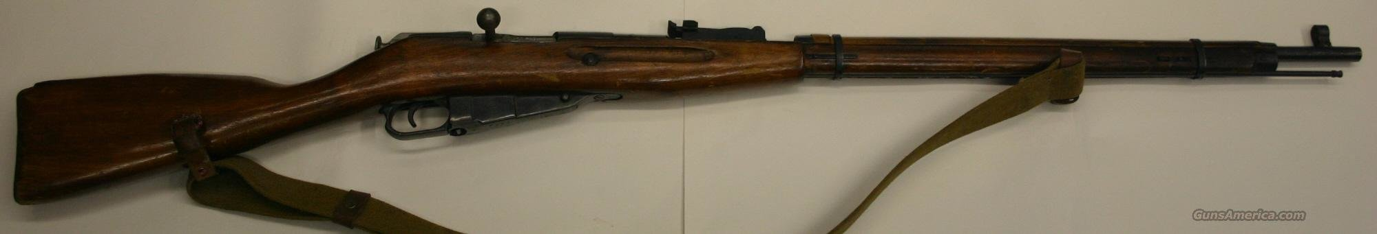 Mosin-Nagant 91/30 7.62 X 54R  Guns > Rifles > Mosin-Nagant Rifles/Carbines