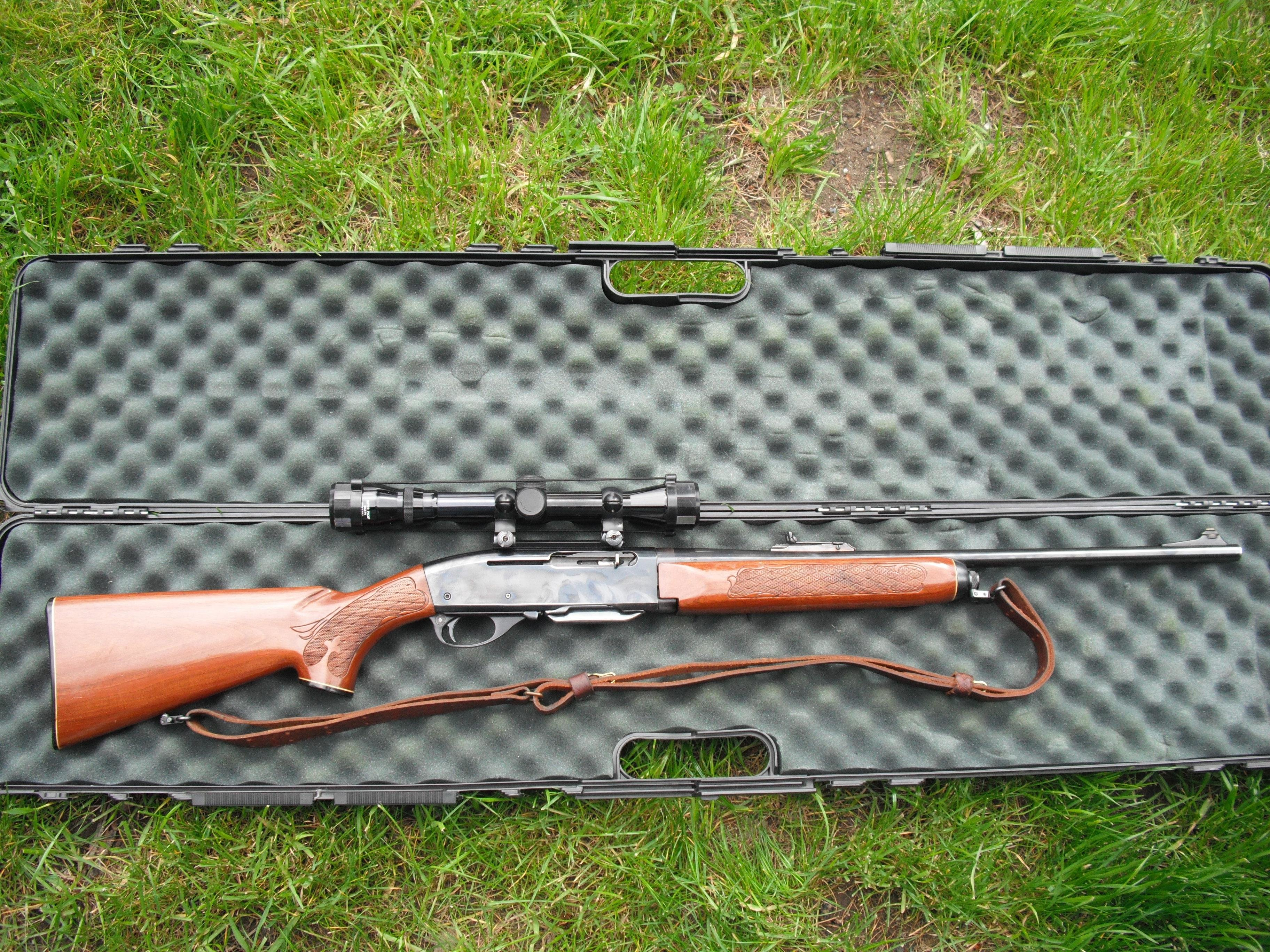 Remington 742 Woodsmaster 30-06  Guns > Rifles > Remington Rifles - Modern > Other