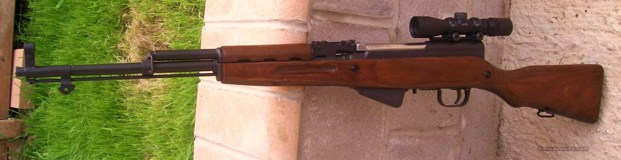 Nornico SKS sold pending funds  Guns > Rifles > SKS Rifles
