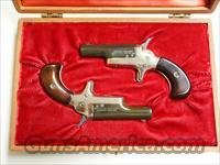 Colt Derringer  Lord Set  Guns > Pistols > Colt Commemorative Pistols