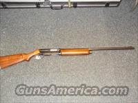 Winchester Model 40  Winchester Shotguns - Modern > Autoloaders > Hunting