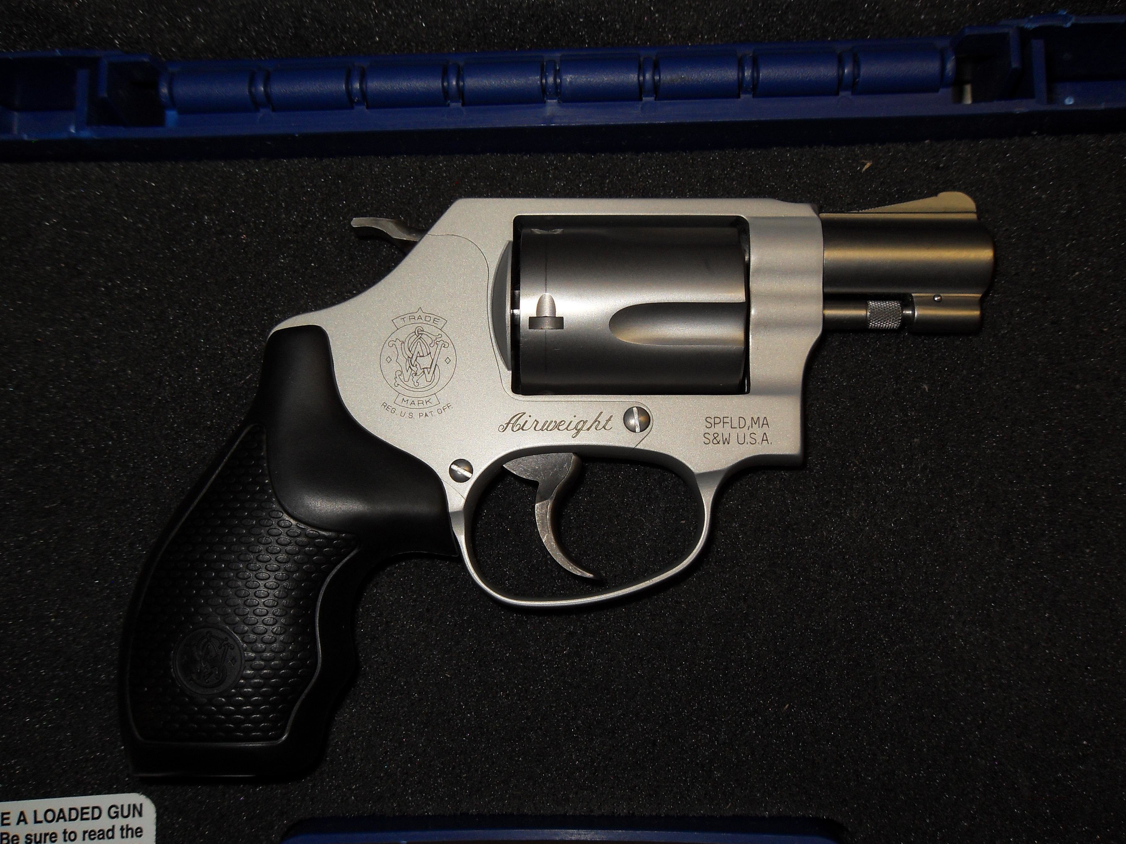 Smith & Wesson 637  Guns > Pistols > Smith & Wesson Revolvers > Pocket Pistols