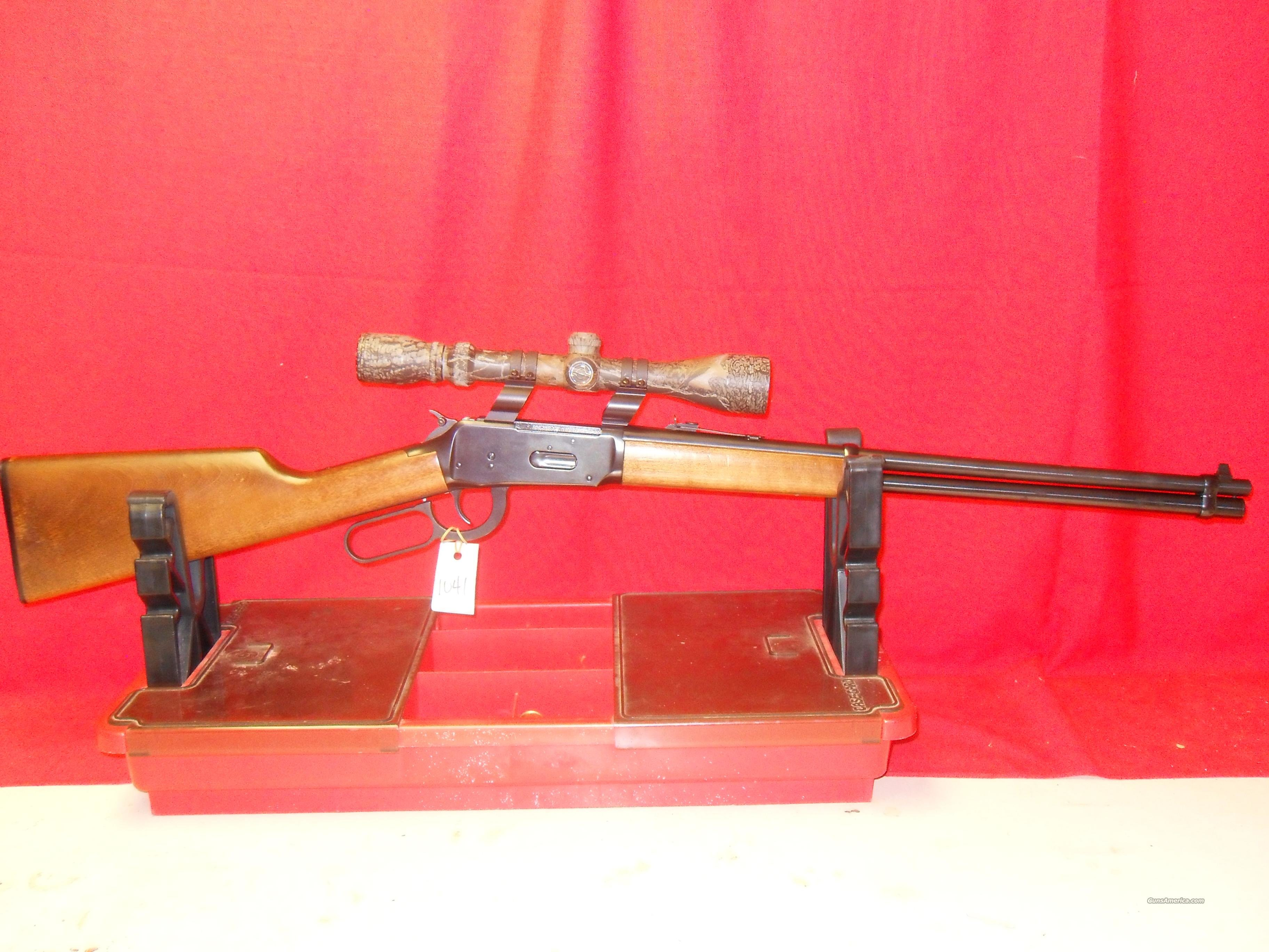 Winchester 94 Ranger with Scope  Guns > Rifles > Winchester Rifles - Modern Lever > Model 94 > Post-64