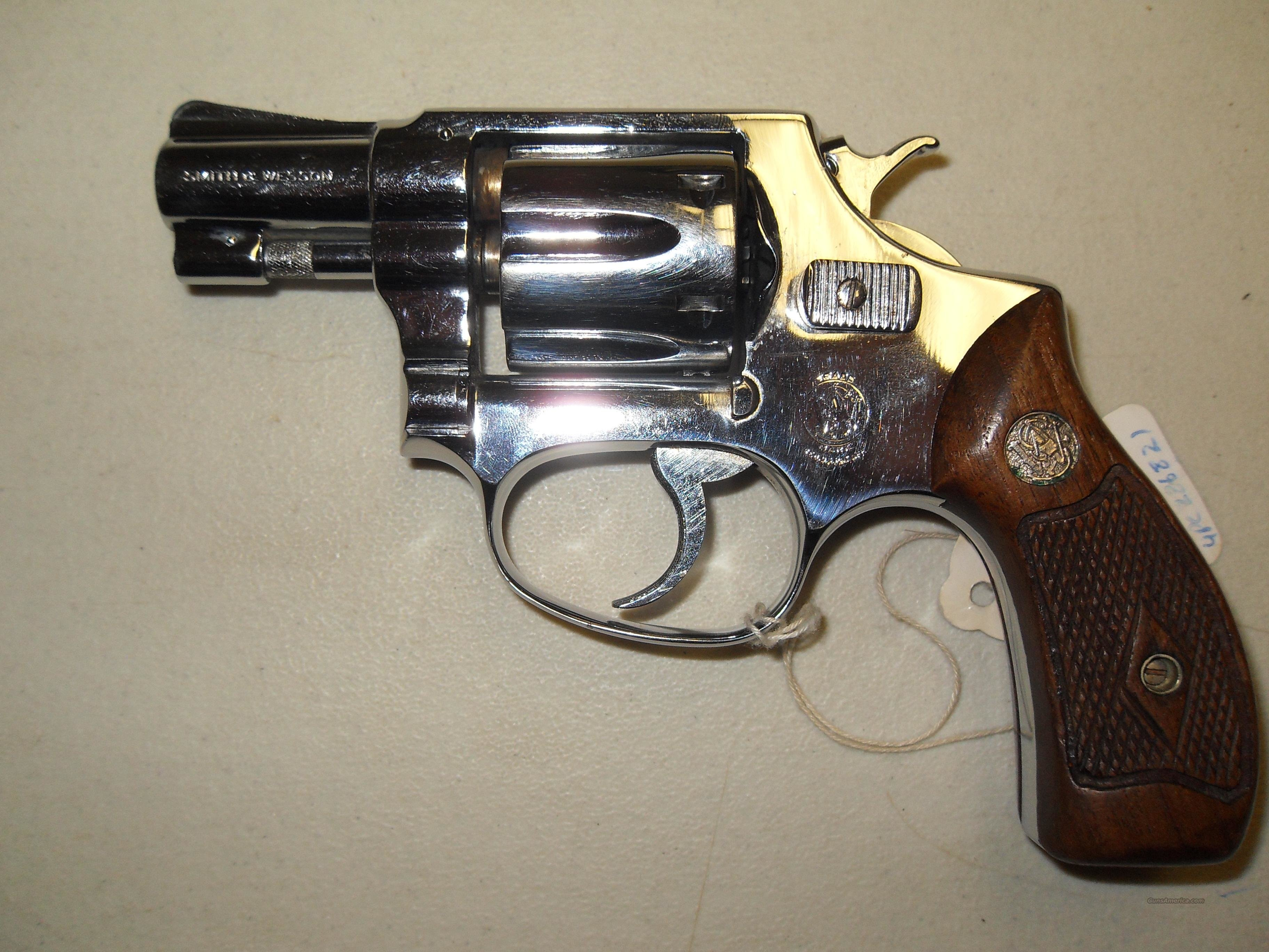Smith & Wesson 32 Hand Ejector Pre Model 30  Guns > Pistols > Smith & Wesson Revolvers > Pocket Pistols