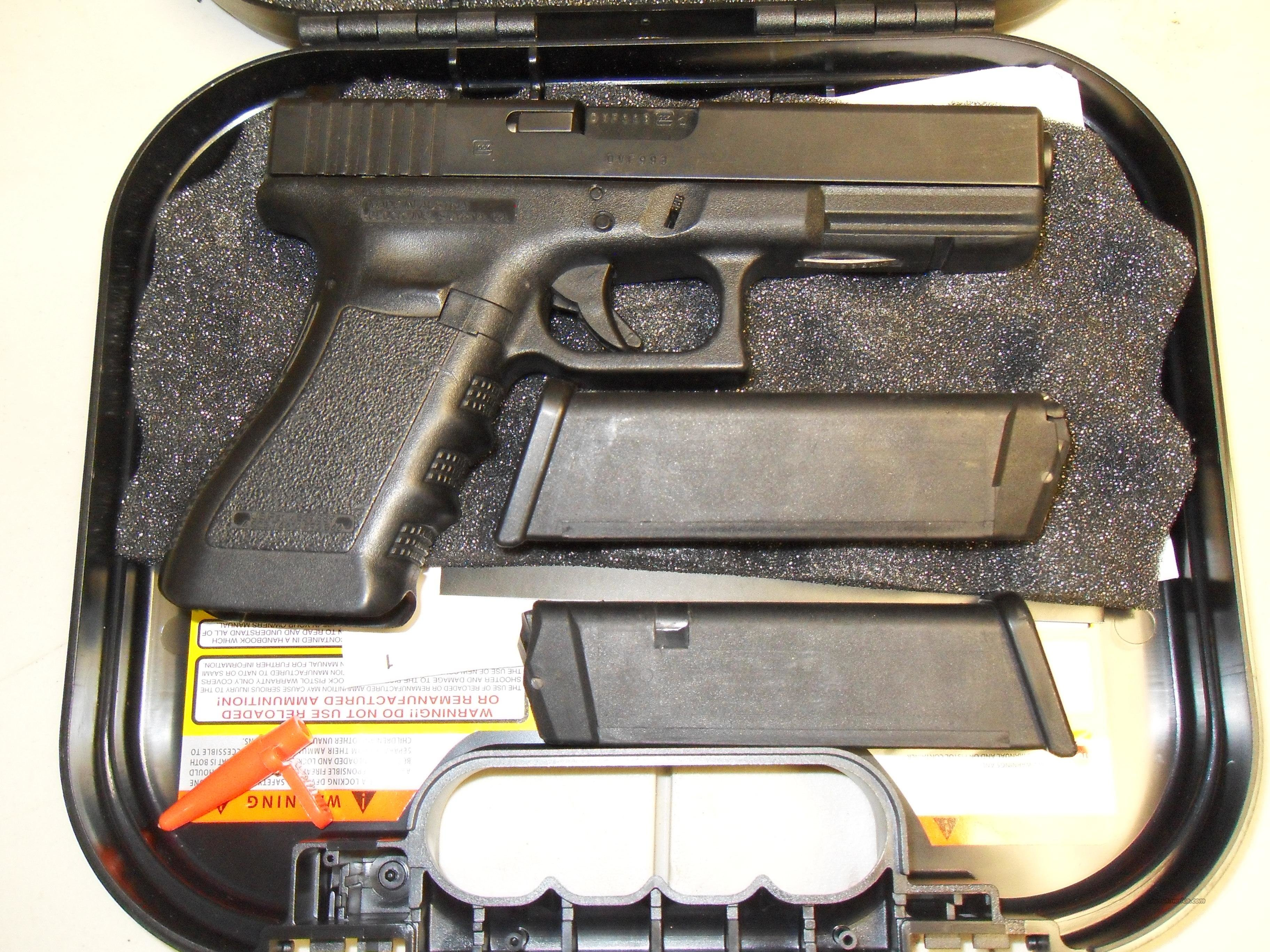 Glock Model 22 Gen 3  Night Sights FREE SHIPPING  Guns > Pistols > Glock Pistols > 22