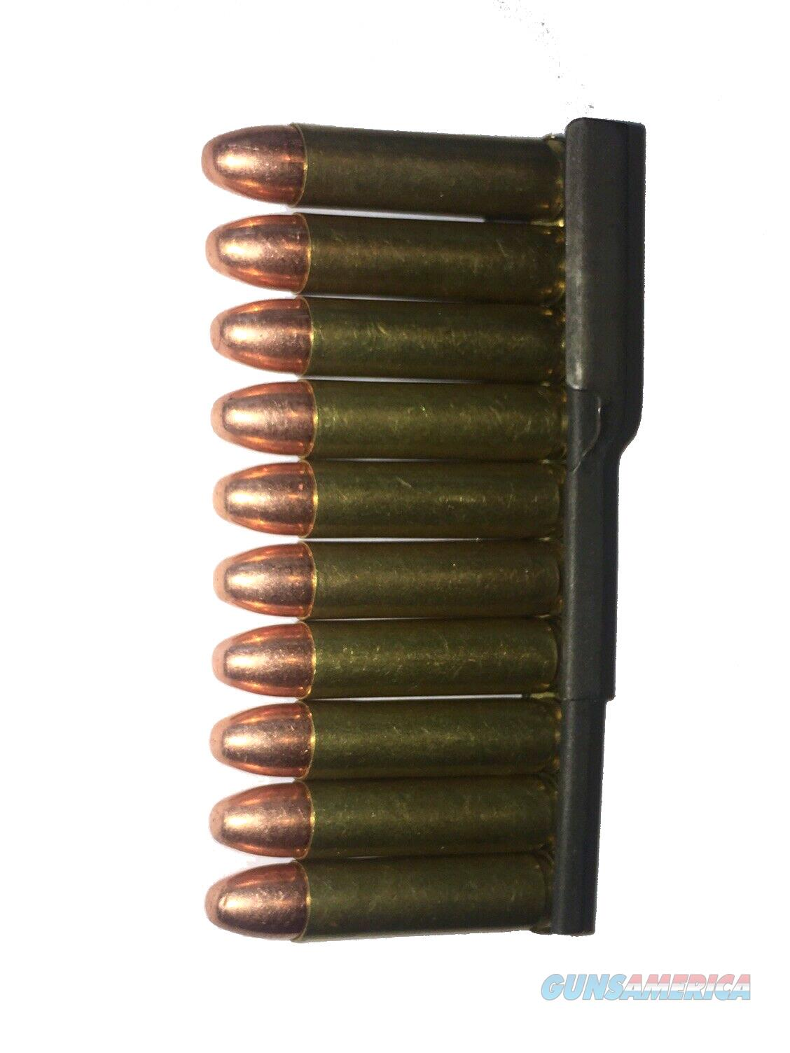 .30 Carbine Dummy Rounds in M1 Carbine Stripper Clip WWII  Non-Guns > Ammunition