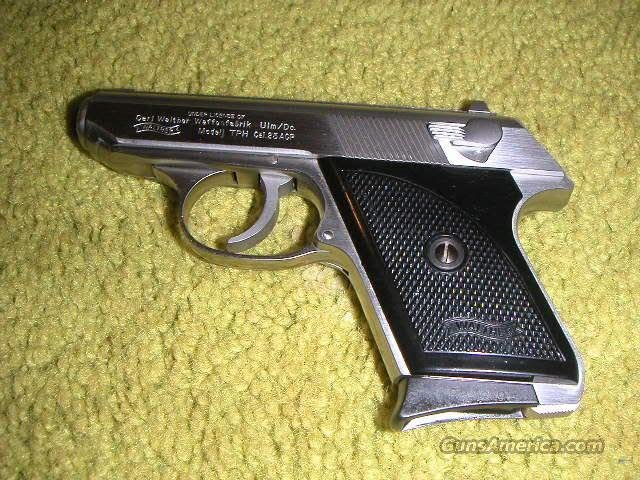 Walther TPH 25 ACP  Guns > Pistols > Walther Pistols > Post WWII > PP Series